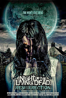 Horror movie image Night of the Living Dead: Resurrection (2013) free online
