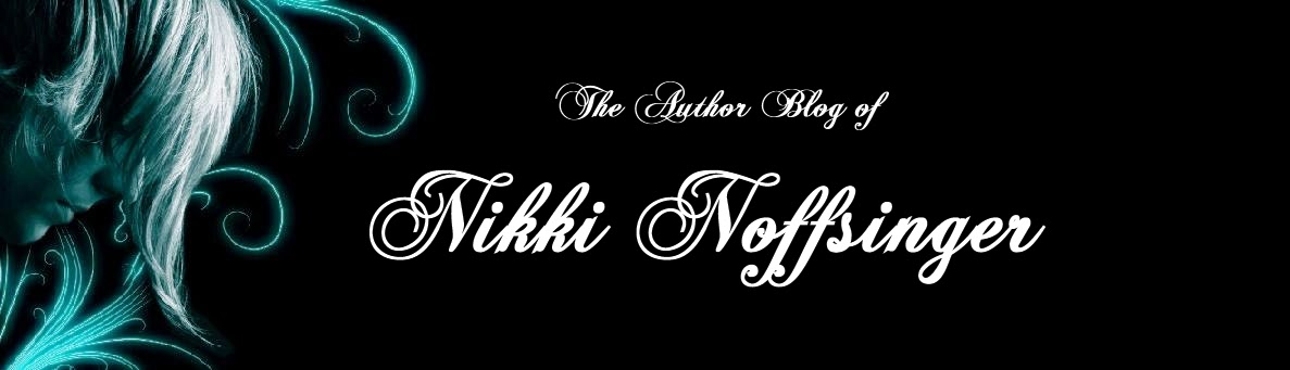 The Author Blog of Nikki Noffsinger