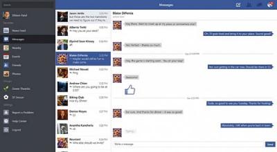 Facebook untuk Windows 8.1 Terima Update Baru, Membawa Banyak Fitur Baru