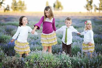 trendy children's clothing
