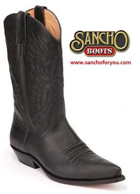 Sancho Boots Austin Texas