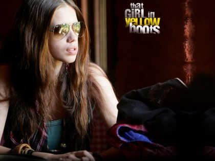 That Girl In Yellow Boots (2011) DVD