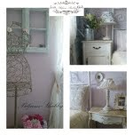 Moj stan: Kako urediti spavacu sobu u shabby chic stilu?