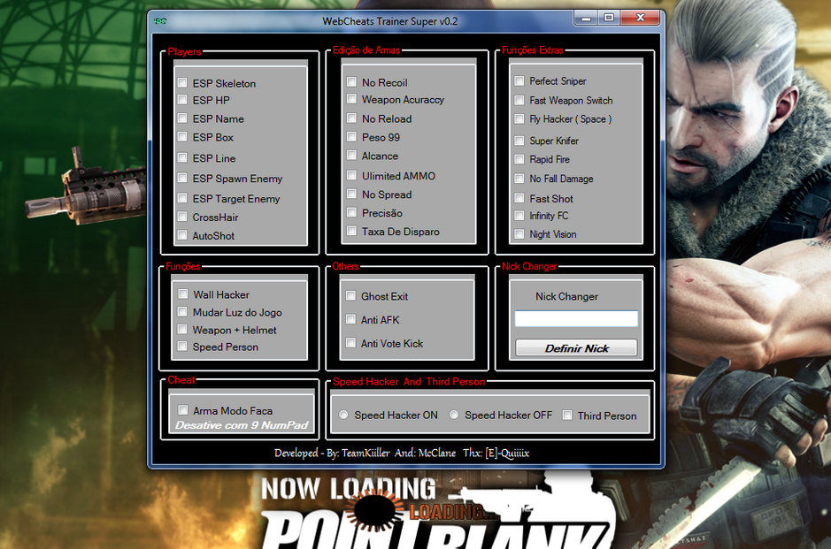 uc0FOkv Point Blank Hile Super Winner Trainer Public v0.2 indir