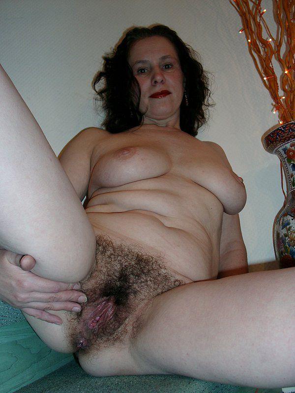 домашние фото волосатых женщин дам