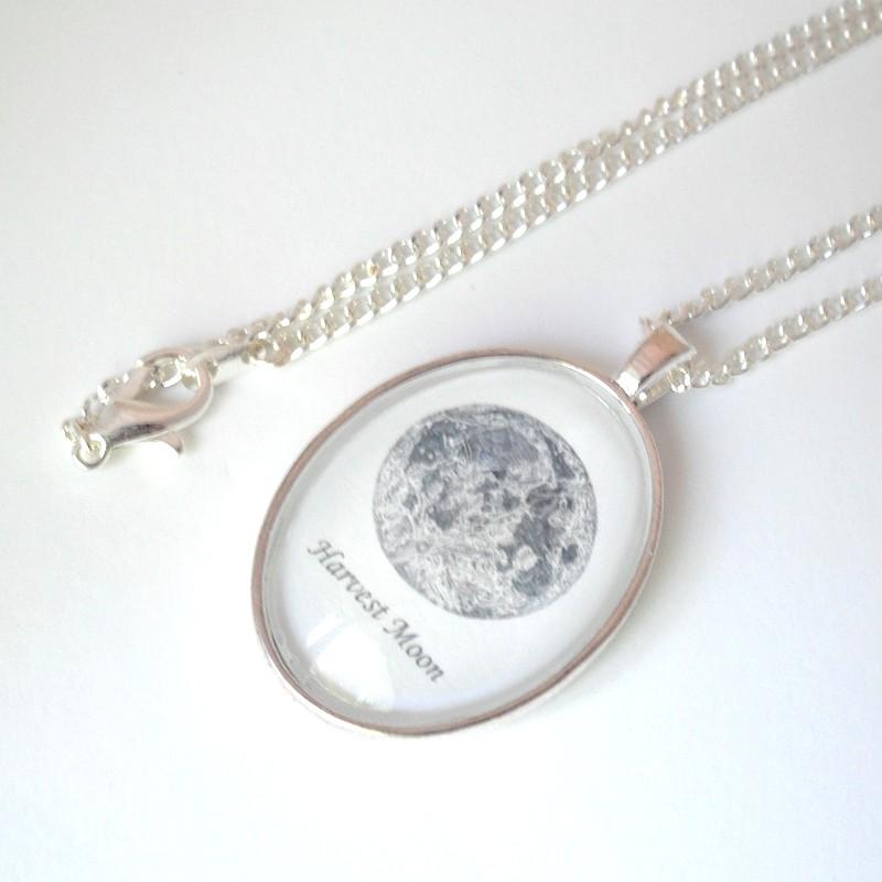 the chickadee s nest birth moon necklace