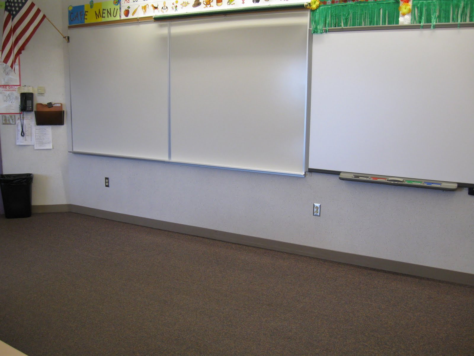 Starbucks, Standards, & Sharpies: Classroom Before and ...