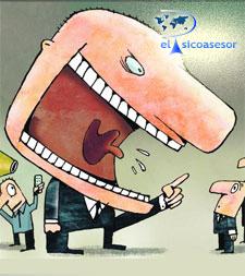 psicologia laboral-clima laboral negativo-jefe-maltrato-agresividad
