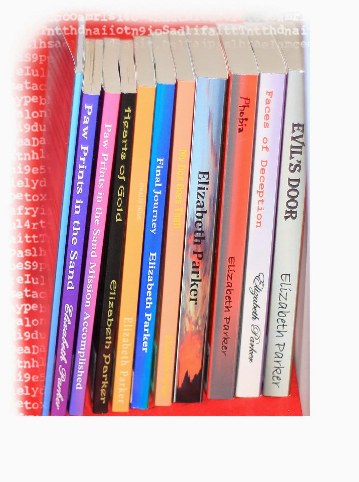 Elizabeth Parker Books