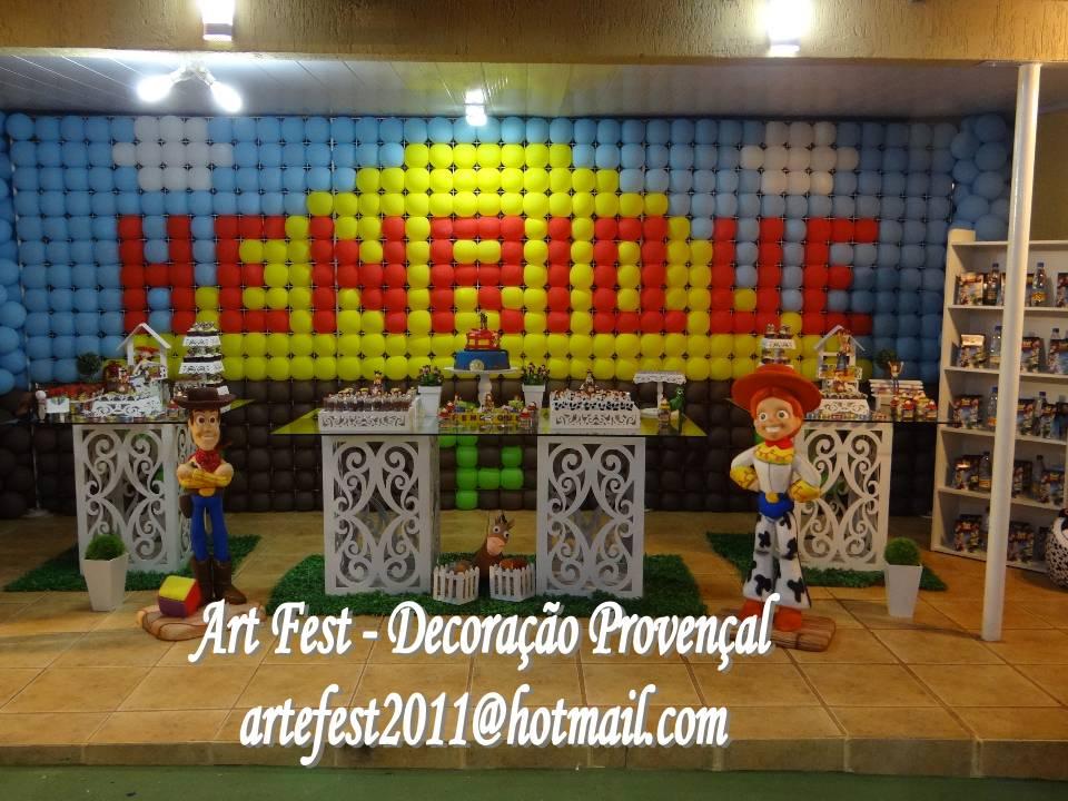 Art Fest - Decoração Provençal
