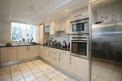 Interior Design Luxury Apartment Has Double High Ceilings