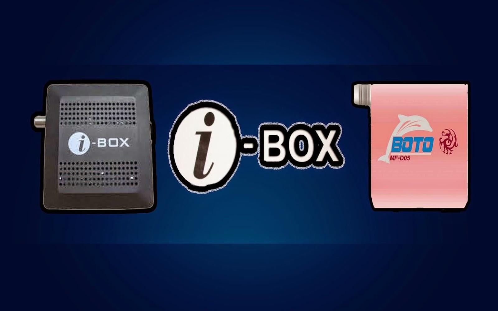 ACTUALIZACION TRANSFORMAR DONGLE IBOX A BOTO