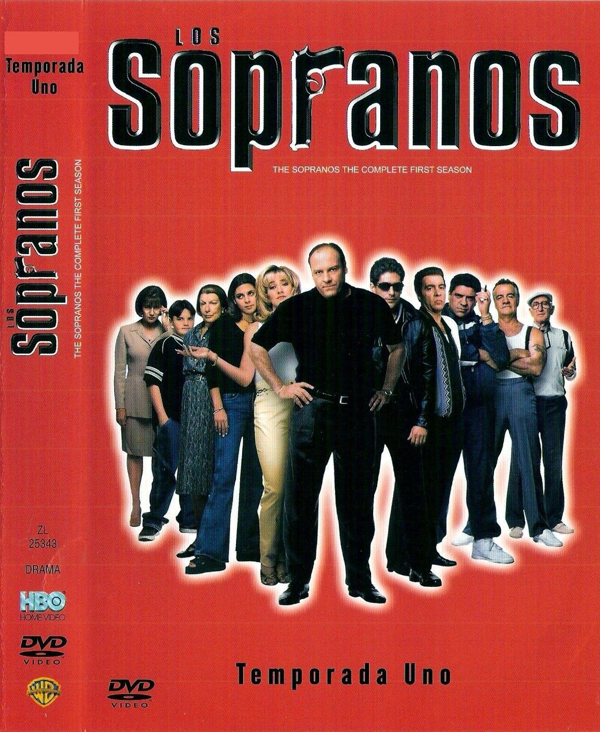 Los soprano 2 temporada