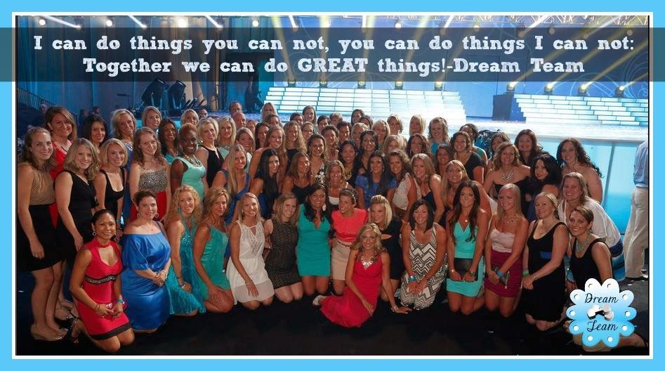 the dream team, beachbody coaches, JAime messina