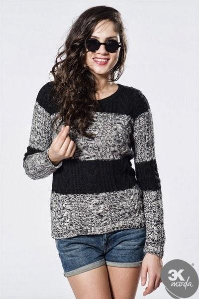 Yeni Moda Kışlık Bayan Kazaklar