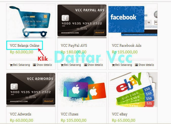 Provider Vcc