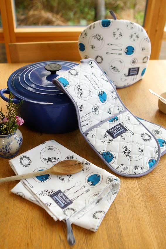 irish home decor tea towel
