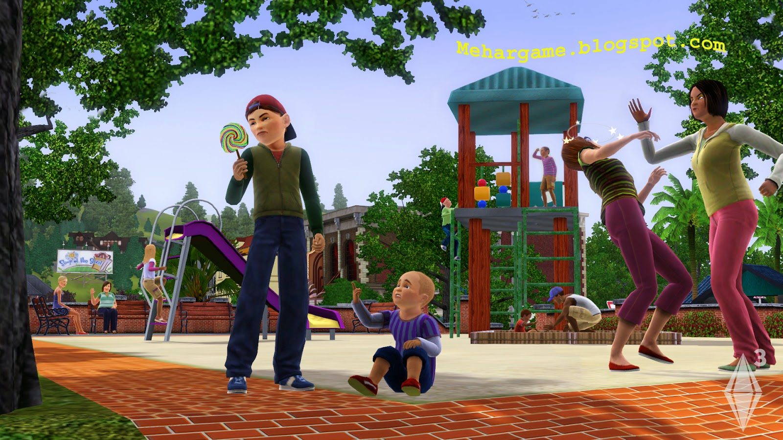 sims online game download free