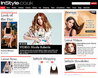 8 Instyle 10 of the Most Popular Fashion Websites