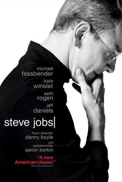 Steve Jobs (BRRip 1080p Dual Latino / Ingles) (2015)