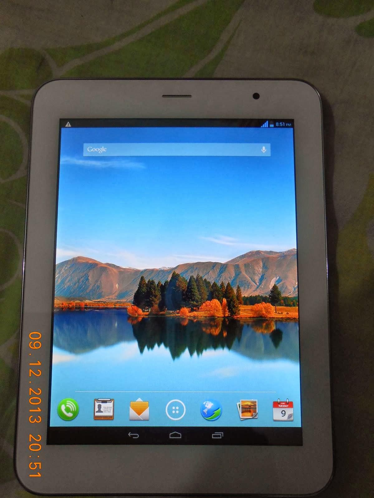 Symphony Tablet Xplorer T8Q