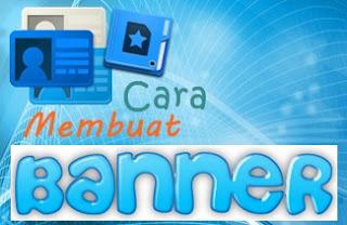banner logo blogger