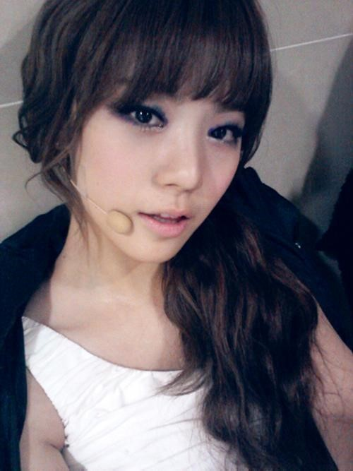 Lizzy After School Smokey Make-Up