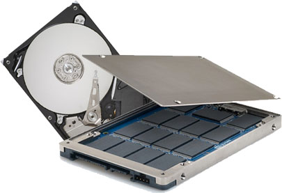 SSD market for servers, Seagate does not neglect the hard drive, even if the boost with a little flash