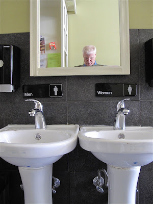 His 'n Her Sinks.