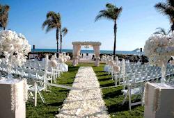 Outdoor Backyard Wedding Summer Ideas