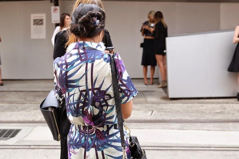 MBFWA, Cameo, Street Style, Sydney, Australian Fashion Week