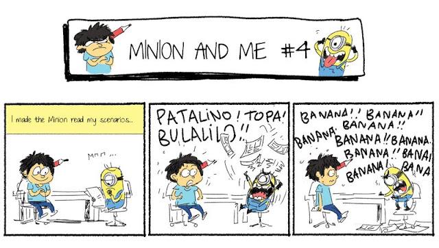 Minion and me critic