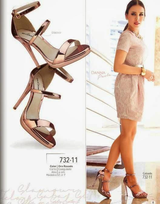 Zapatos de Lujo Gala & Glamour PV-15
