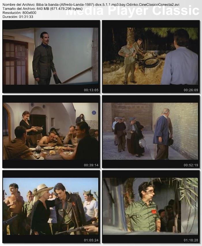 ¡Biba la banda! | 1987 | Con Alfredo Landa