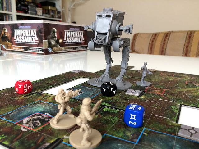 Star Wars Imperial Assault AT-ST
