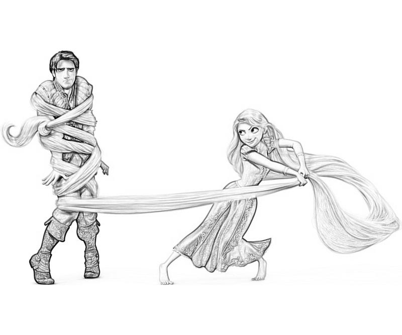 printable-tangled-rapunzel-character_coloring-pages