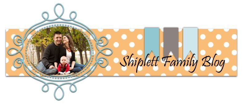 Shiplett Family - Welcome To Our Blog!