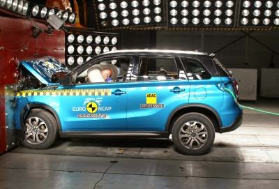 Suzuki Euro NCAP