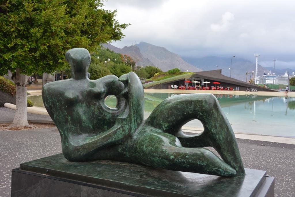 Plaza Espagna Santa Cruz Tenerife
