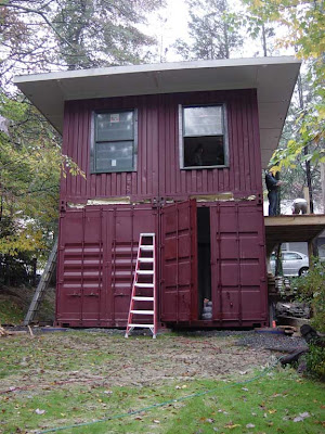 Find Shipping Container Homes, 20 ft container, 40 ft container, ISBU ...