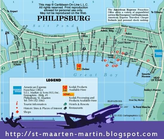 Philipsburg Ny: Philipsburg The Capital Of Dutch St. Maarten