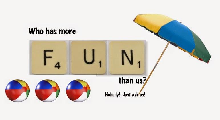 Who Has More Fun Than Us?