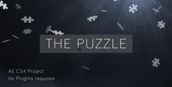 VideoHive The Puzzle