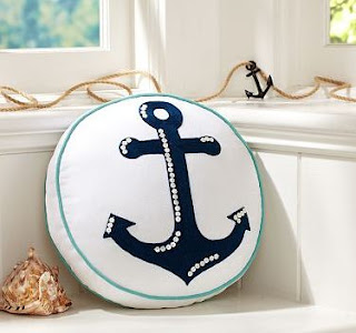 Nautical by Nature blog: Nautical Dorm Decor