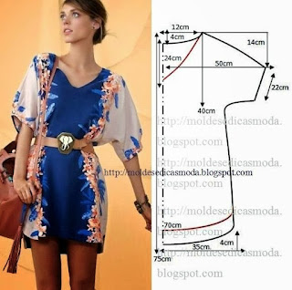 how to sew a dress easy pattern