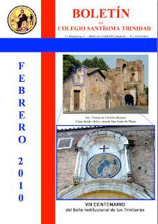 revista trinitarios
