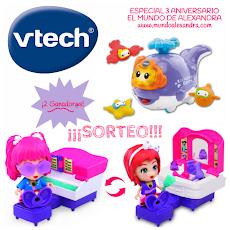 SORTEO ESPECIAL ANIVERSARIO CON VTECH
