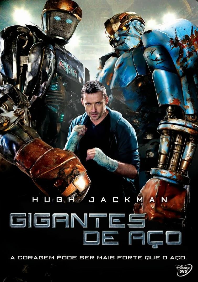 Gigantes de Aço – Dublado (2011)