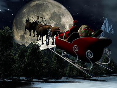 Rajd Świętego Mikołaja 2011