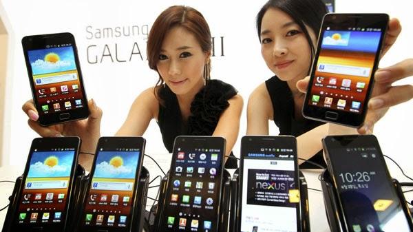 smartphone paling dicari